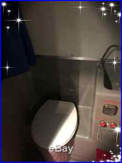 14 bed MotorHome Ex Tour Sleeper Party Glamping Bus