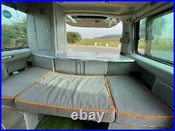 1996 Mazda Bongo Friendee 2.5 TD Automatic ATF 4 berth