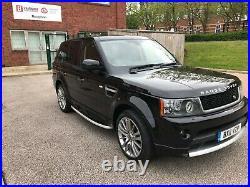 2011 11 Range Rover Sport 3.0 HSE Black Face Lift Pack