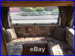 2011 Elddis Autoquest 180 6 Berth With Over £7,000 Of Extras, Look