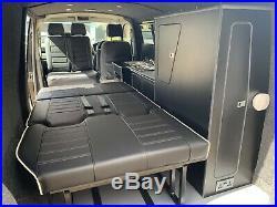 2012 61 VW Volkswagen Transporter T5.1 LWB Camper Van Motorhome Conversion