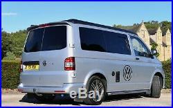 2013 VW Transporter 2.0TDi 170 bhp SWB PopTop 4 Birth Camper Van Air Con NO VAT