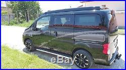 2014 Nissan NV200 LUNAR VACANZA Campervan 1.5dci