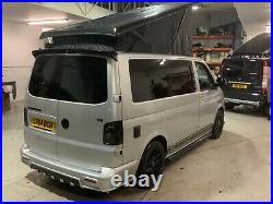 2014 Vw T5.1 Transporter 4 Birth Camper Van 6 Speed Aircon Only 67k Miles