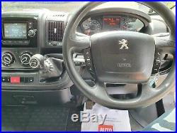 2015 65 Peugeot Boxer 435 Professional L4 H2 Fridge Chiller 2.2 Hdi Diesel Relay