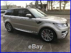 2015 65 Range Rover Sport 3.0 Sdv6 Tv, Deployables, Fridge Etc