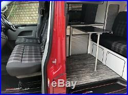 2015 T5.1 T32 140bhp Highline Transporter SWB Camper Van Brand New