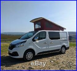 2016 Renault Trafic Campervan (Vivaro, VW, Primero)