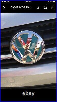 2019 VW Campervan SWB