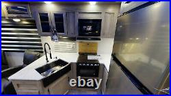 2021 Eurocruiser 935 Elite Fifthwheel American Caravan RV Touring 5th wheel