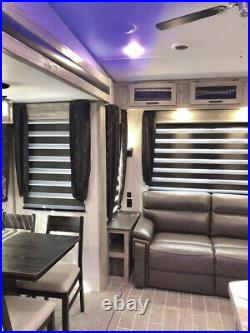 2021 Eurocruiser 995 Elite Fifthwheel American Caravan RV Touring 5th wheel