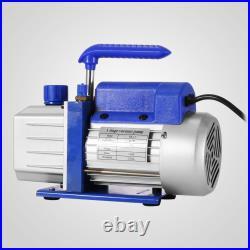 4CFM Vacuum Pump HVAC Refrigeration R134A A/C Handle Air-Condition PRO WHOLESALE