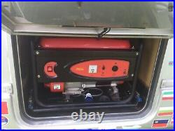 4 berth motorhome Great Wall LHD 4WD