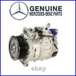 AC Air Condition Compressor Genuine For Mercedes W251 R320 X164 GL320 W164 ML320