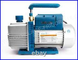 BRAND NEW VALUE 4.5CFM 2 Stages Refrigerant Vacuum Pump Air Condition VE245N