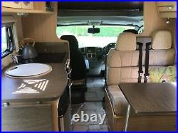 Bessacarr E495 Motorhome