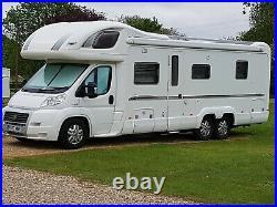 Bessacarr E769 motorhome