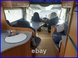 Burstner elegance i681 a class