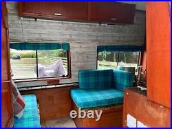 Camper Van Ford Transit High Roof, LWB