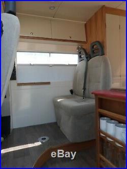 Camper Van / Motorhome Peugeot Boxer 2016 Stylish Professional Conversion
