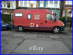 Camper Vans Motorhomes