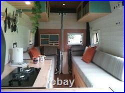 Campervan, Citroen Relay 2.2HDi