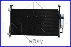 Condenser Air Conditioning For Honda CIVIC VIII Hatchback Fn Fk L13a7 R18a2 Nrf