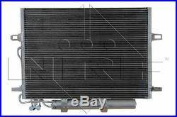 Condenser, Air Conditioning For Mercedes-benz Nrf 35517
