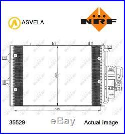 Condenser Air Conditioning For Vauxhall Opel Corsavan Mk II C X01 Y 17 Dtl Nrf