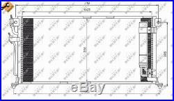 Condenser, air conditioning NRF 35541