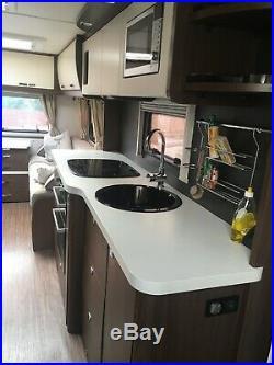 Delux Elddis Aspire 240 Motor home