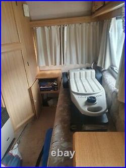 Elddis caravan wisp 400/4