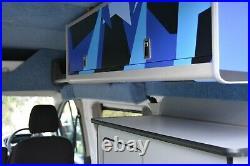 Ford Transit Custom Swb Hightop Stealth Camper