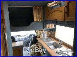 Ford Transit Off Grid Campervan 5 Months Mot