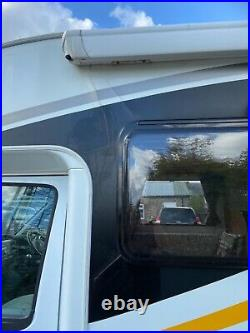 Ford auto trail tribute 715 motorhome 2012
