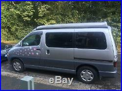 Fully Loaded Reliable Campervan Petrol Toyota Granvia Low Mileage Camper Van