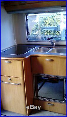 HYMER A CLASS STARLINE 640 Merc 2.7 Auto 3500kg Exceptional Condition