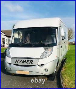 Hymer B-Class 654 CL Motorhome