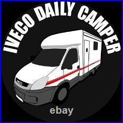 Iveco DAILY 35s13 CAMPERVAN NEW FULL 12 MONTHS MOT 2022