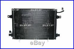 JAGUAR XJ X350 3.0 Air Con Condenser 03 to 09 AJ-V6 AC Conditioning NRF C2C12578