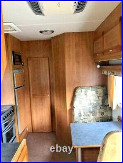 Large luxury motor home camper bus caravan Mercedes Benz Atego 2007