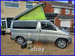 Mazda Bongo Campervan Low Mileage 4 Birth Rust Free 12 Months Mot