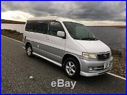 Mazda Bongo Friendee 2002, Automatic, V6 Petrol, Hi spec fit out, pop top roof