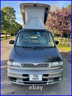 Mazda bongo camper van auto free top 2.5 automatic