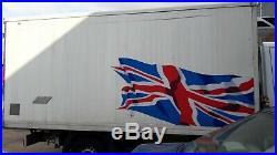 Mercedes Sprinter Refrigerated Box Van Diesel