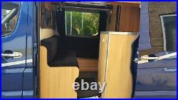 Mercedes Sprinter Sporthome motorhome campervan