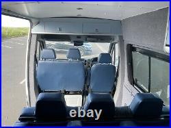 Mercedes Sprinter campervan. MWB 4 berth, aircon, sat nav