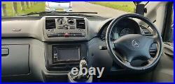 Mercedes Vito Campervan 150 Sport (150BHP)