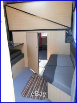 Motorhome, Automatic, Tag Axle VW Bluebird, 2008, Low Miles, Cracking