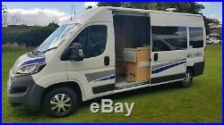 New Build Motorhome / Campervan 2017 Peugeot Boxer